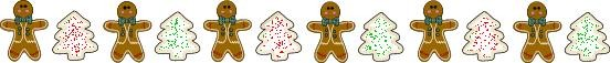 Recette de cookies de Noël * Gingerbread * 677c3c7a